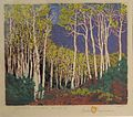 'Aspen Red River' by Gustave Baumann, New Mexico Museum of Art.JPG