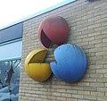 'De Verbinding' door Henk Maassen, Laauwikstraat 5, Lent (2).jpg