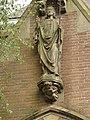 's-Hertogenbosch Rijksmonument 522404 begraafplaats Groenendaal bisschopskapel, gevelbeeld.JPG