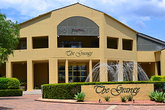 Waitara, New South Wales - The Grange Retirement Village, part of a complex founded by the North Sydney Congregation of the Sisters of Mercy