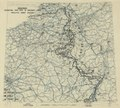 (January 8, 1945), HQ Twelfth Army Group situation map. LOC 2004630311.tif
