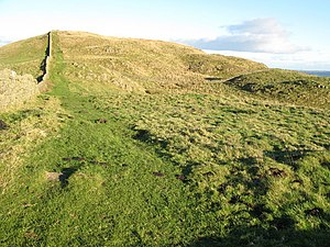 Milecastle 41 - The site of Milecastle 41