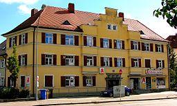 Äußere Regensburger Straße in Landshut