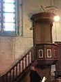 Église Notre-Dame de l'Annonciation d'Allonne chaire 1.JPG