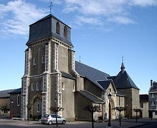 Lannemezan Commune in Occitanie, France