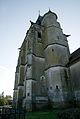 Église Saint-Martin d'Ambenay, le clocher vu de l'ouest.jpg