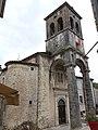 Église Saint-Pierre-aux-liens de Labeaume - Façade 2.jpg