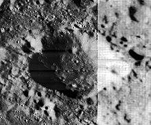 沙发利克陨石坑
