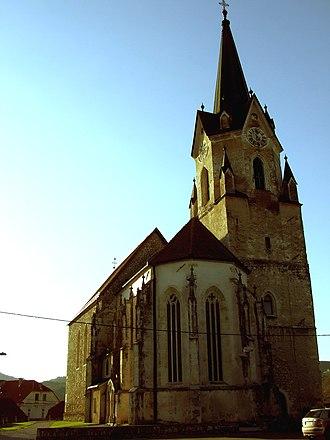 Šentrupert - St. Rupert's Parish Church (2006)