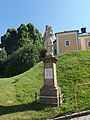Želechovice nad Dřevnicí, Panna Maria.jpg
