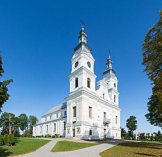 Žemaičių Kalvarija Town in Samogitia, Lithuania