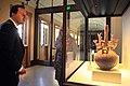 Επίσκεψη ΥΠΕΞ κ. Δ. Δρούτσα στο Μουσείο Getty (5040644001).jpg