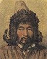 Верещагин Василий Васильевич (1842-1904) Казах в меховой шапке. 1867-1868.jpg