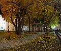 Водосвятний ківорій Верхньої Лаври 30 10 2015.jpg