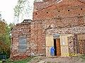 Вознесенский храм в Дубёнках в сентябре 2005 года (8).jpg
