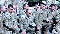 Військовослужбовці з окремої бригади морської піхоти ВМС ЗС України принесли клятву морського піхотинця (27158999406).jpg