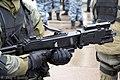 Используется с пистолетом Glock-17 - Интерполитех-2009 01.jpg