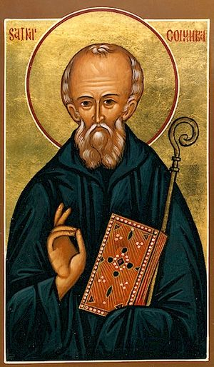 MacGorman - Columba of Iona's mother Eithne was from the Uí Bairrche.