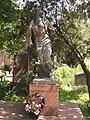 Могила З. Космодемьянской, Новодевичье кладбище, Москва.jpg