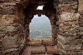 Осетия, Донифарс, Окно смотровой башни, Donifars, Ossetia.jpg