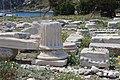 Остатки колоны. Античный город Книд (Книдос). Mugla. Turkey. Июнь 2015 - panoramio.jpg