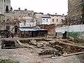 Розкопки на місці руїн синагоги на вул. Староєврейській.jpg
