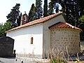Свјетлопис сербског православног храма Свете Тројице на Росама, Луштица3.jpg