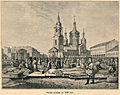Сенная площадь в 1830 году..jpg