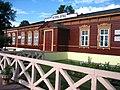 Станция Козлова Засека. Вид с перрона.JPG