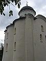 Старая Ладога. церковь Георгия, апсида.jpg