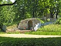 Стрельна. Орловский парк. Грот на реставрации01.jpg
