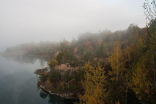 Туманні схили, Базальтове