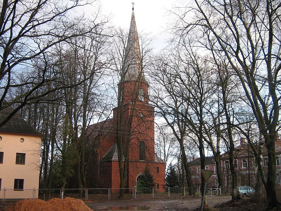 Церковь святого Петра в Печорах