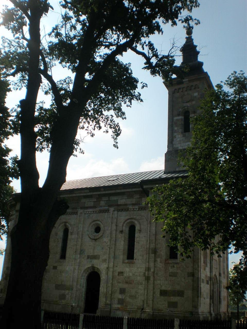 Црква светог Архангела Михаила у Аранђеловцу