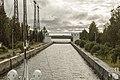 Шлюз на реке Свири при Нижне-Свирской ГЭС.jpg