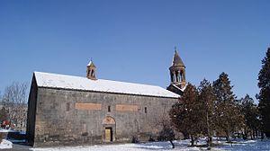 Surp Astvatsatsin Church of Karbi - Image: Կարբիի ս. Աստվածածին