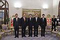 ประธานกลุ่มมิตรภาพสมาชิกรัฐสภาสาธารณรัฐเกาหลี-ไทย เข้า - Flickr - Abhisit Vejjajiva.jpg