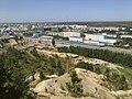 从得仁山上俯瞰北屯市区远处是北屯中学 - panoramio.jpg