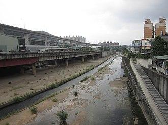 Taishan District, New Taipei - Image: 大窠溪