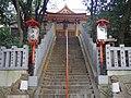忍陵神社 四條畷市岡山2丁目 Ninryō-jinja(Shinobugaoka-jinja) 2012.12.17 - panoramio.jpg