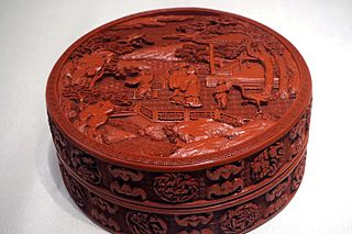 Qing handicrafts