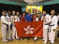 香港跆拳道運動員在吉隆波舉行的世界跆拳道公開賽奪金.jpg