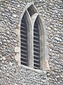 -2019-01-07 Abat-sons, East elevation of bell tower, Church of Margaret's, Paston.JPG