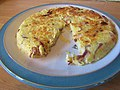 -2020-01-31 Potato, Bacom and onion Tortilla, Trimingham.JPG