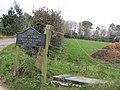 -2020-02-08 Sign for Breck Farm, Weybourne Road, Bodham.JPG