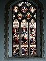 -2020-09-10 Stain glassed window Saint Mary's Church, Stalham (2).JPG