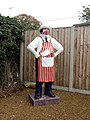 -2020-11-19 Life size butcher model, Tavern Tasty, Swafield, Norfolk.JPG