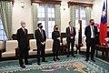 01.19 總統接見「英國在台辦事處新任代表鄧元翰」 - Flickr id 50851519667.jpg