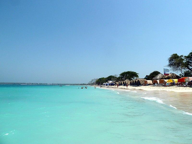 File:013 Playa Blanca 2 from the Boat.JPG