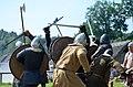 02018 0647 Wikinger Reenactment-Gruppen des 11.Jahrhunderts -Trzcinica.jpg